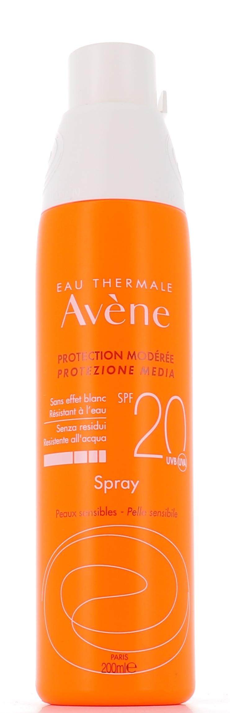 AVENE (Pierre Fabre It. SpA) Avene Solare Spray Corpo Spf20 200ml