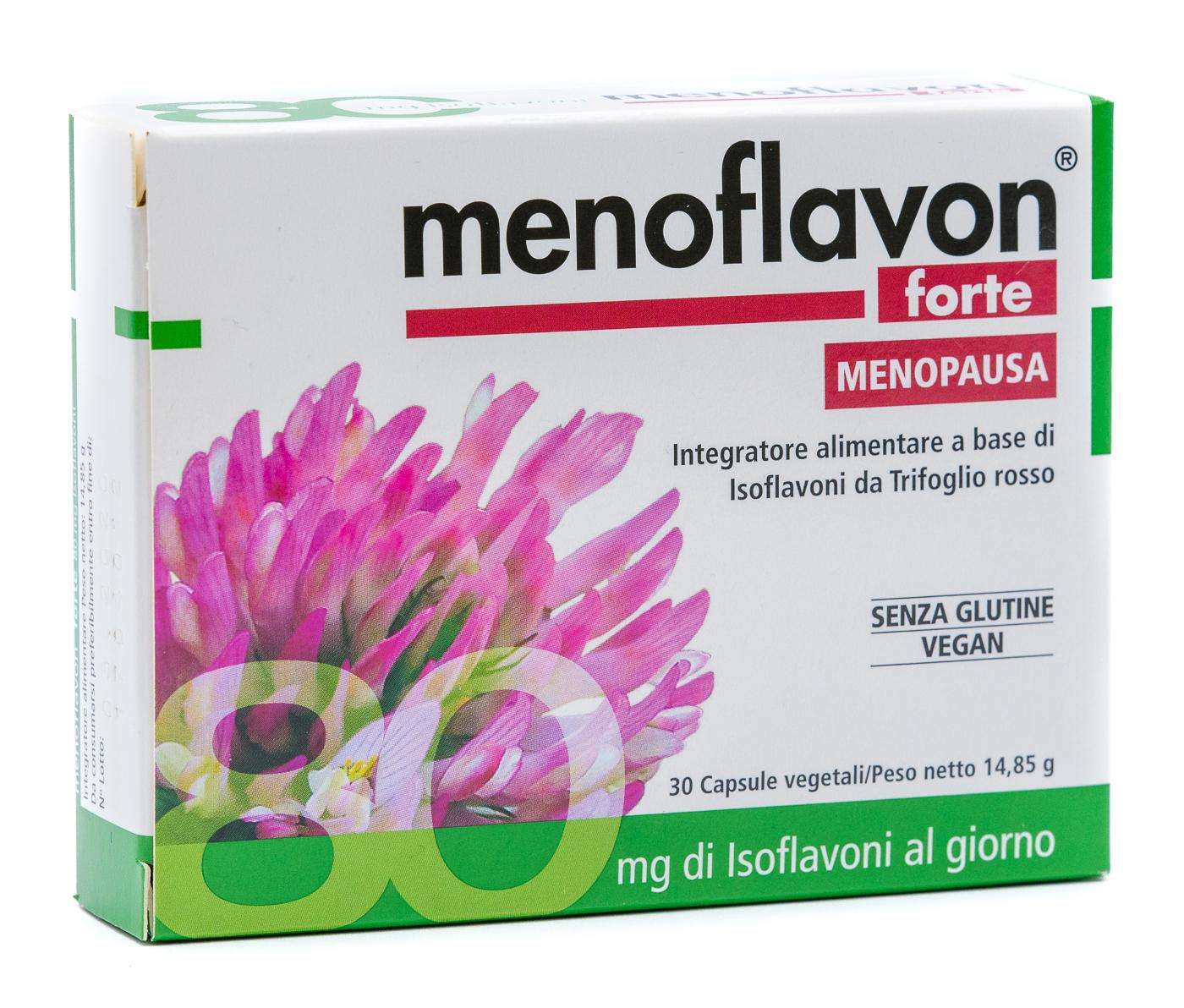 NAMED SpA Menoflavon Forte 30cps