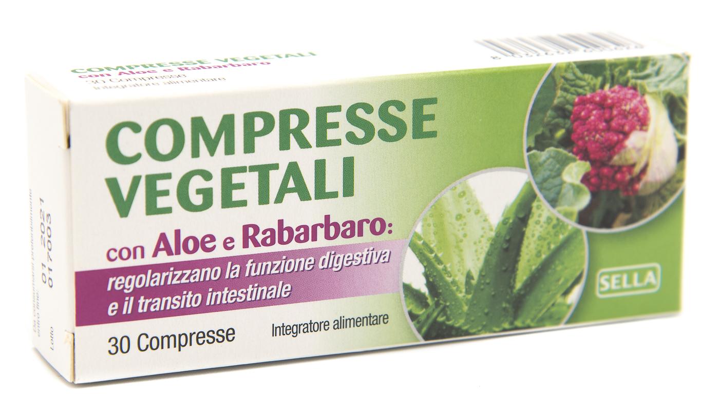 SELLA Srl Sella Compresse Vegetali 30cpr