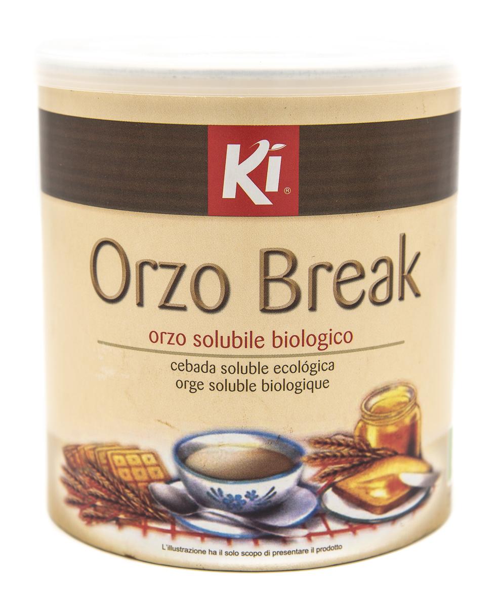 KI GROUP SpA Ki Orzo Break Orzo Solubile Biologico 120g
