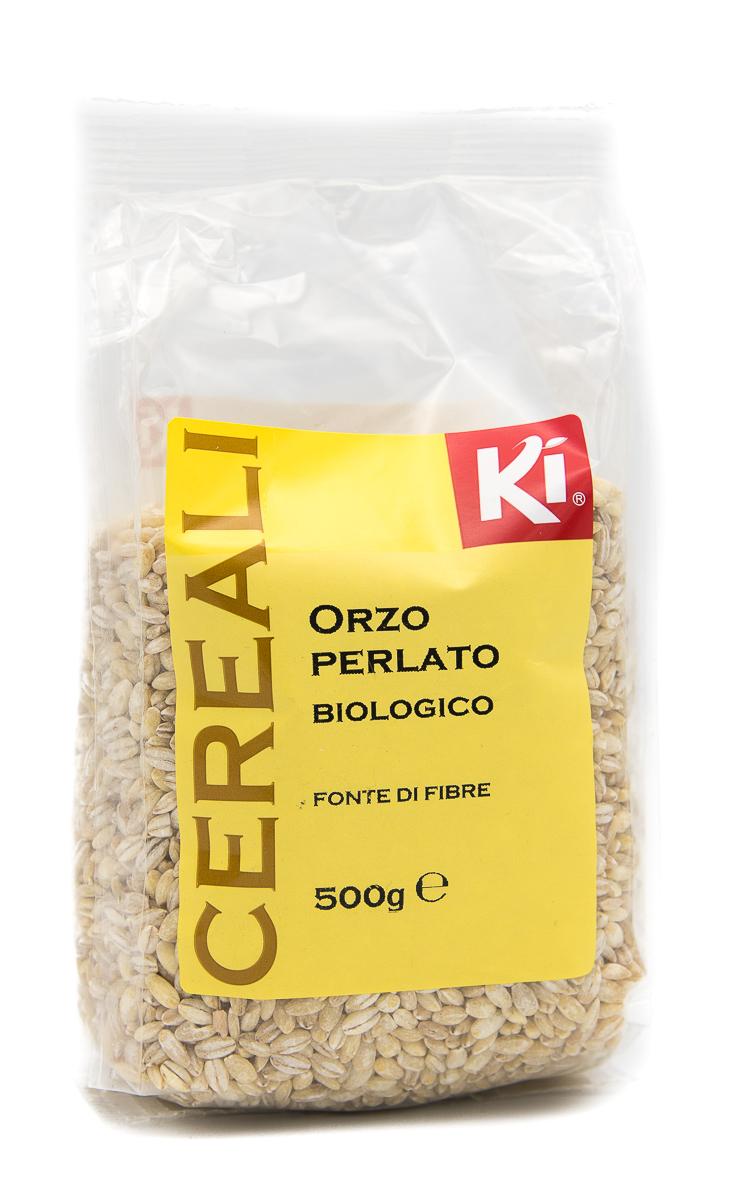 KI GROUP SpA Ki Cereali Orzo Perlato Biologico 500g