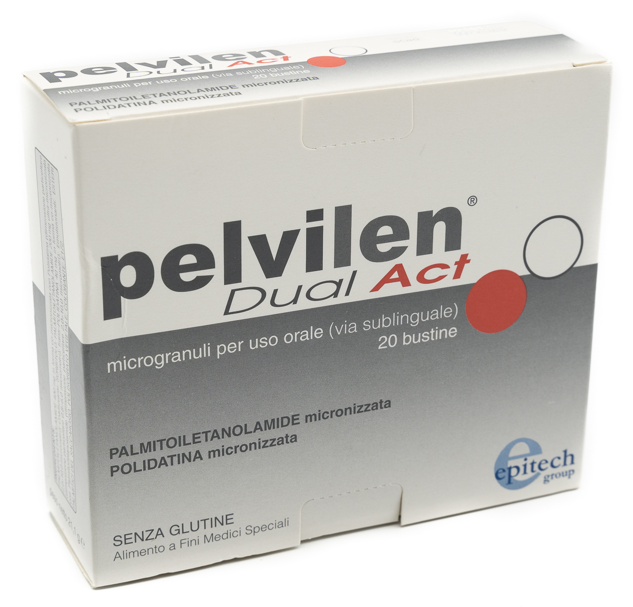 EPITECH GROUP SpA Pelvilen Dual Act 20bst
