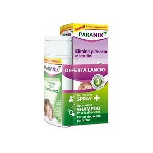 PERRIGO ITALIA Srl Paranix Promo Spray+shampoo 100ml+100ml