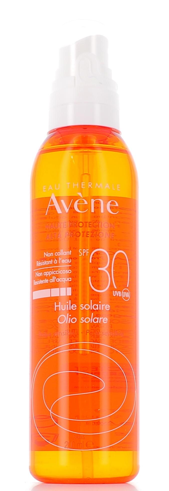 AVENE (Pierre Fabre It. SpA) Avene Solare Alta Protezione Olio Spray Spf30 200ml