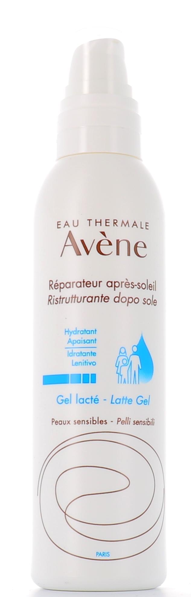 AVENE (Pierre Fabre It. SpA) Avene Solare Ristrutturante Dopo Sole 200ml
