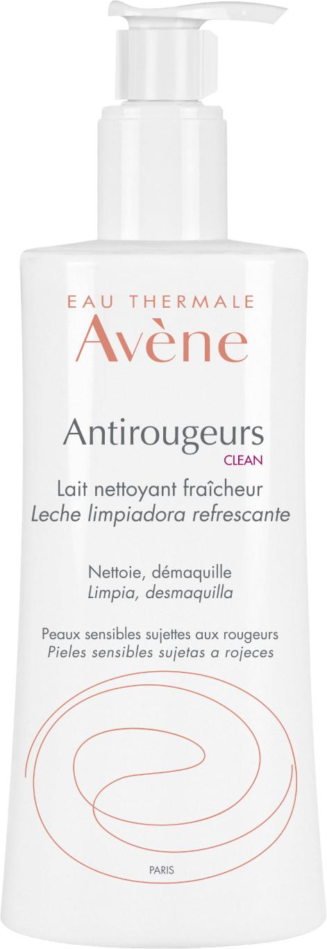 AVENE (Pierre Fabre It. SpA) Avene Antirougeurs Clean Latte Detergente 400ml