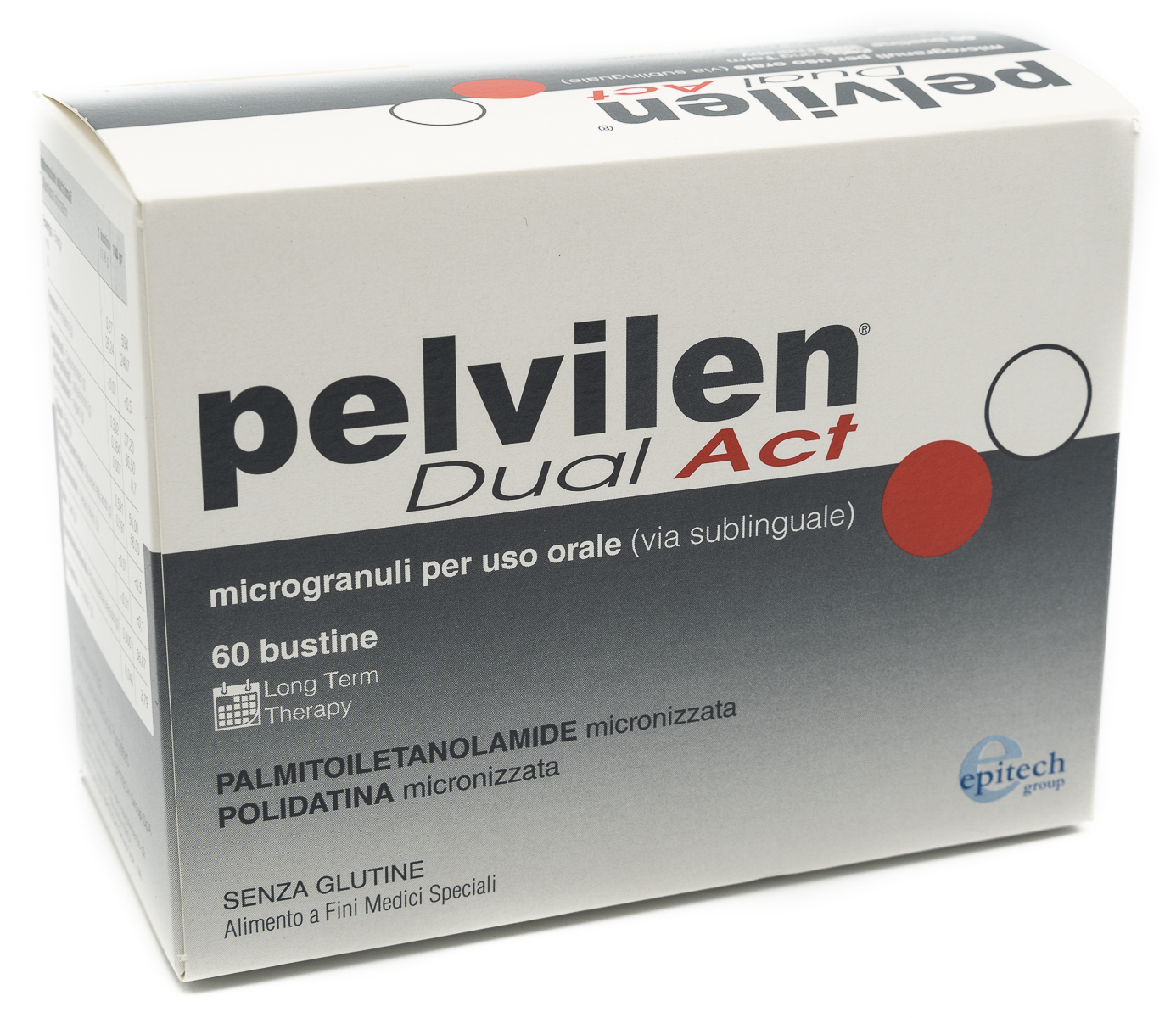 EPITECH GROUP SpA Pelvilen Dual Act 60bst