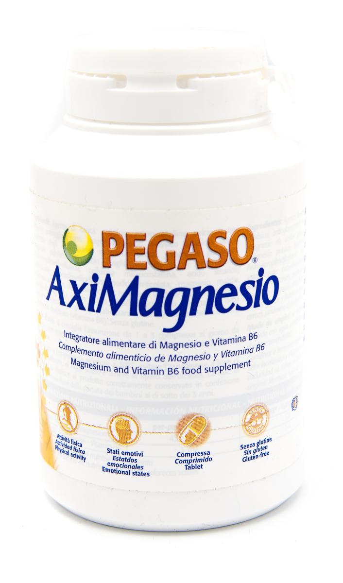 PEGASO Srl Aximagnesio 100cpr
