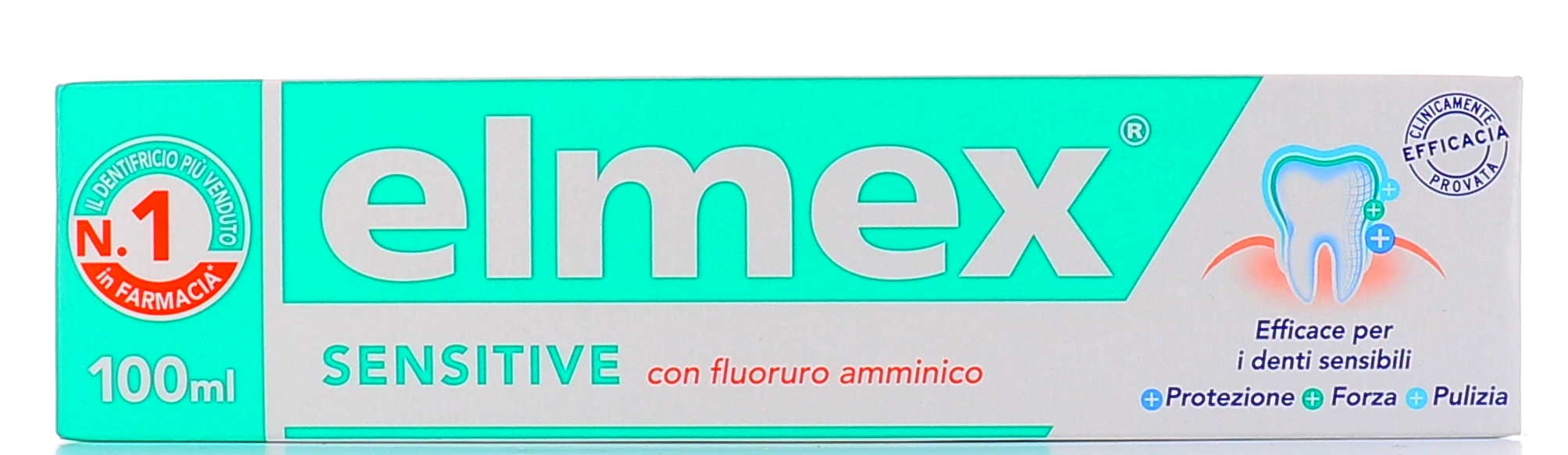 COLGATE PALMOLIVE COMMERC.Srl Elmex Dentifricio Sensitive 100ml