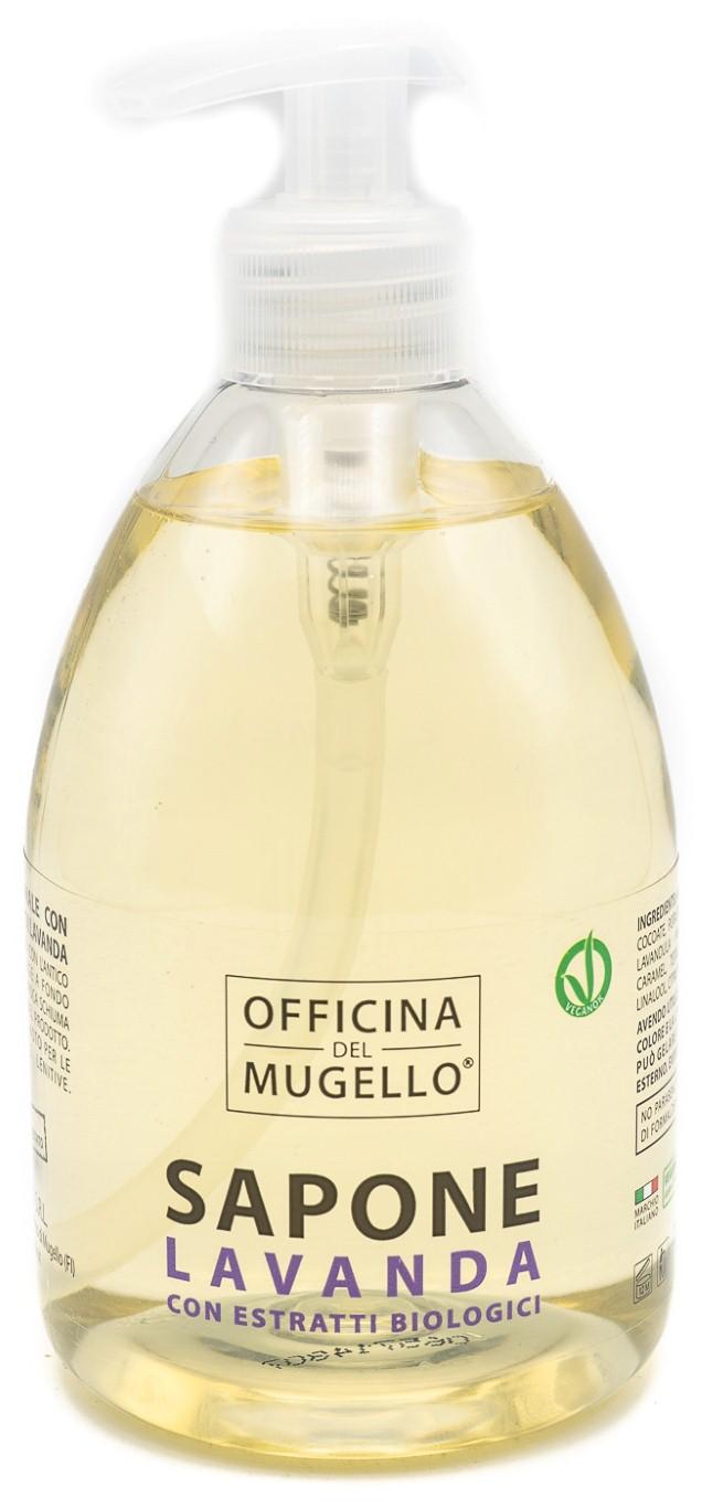 OFFICINA DEL MUGELLO Srl Officina Del Mugello Sapone Lavanda 500ml