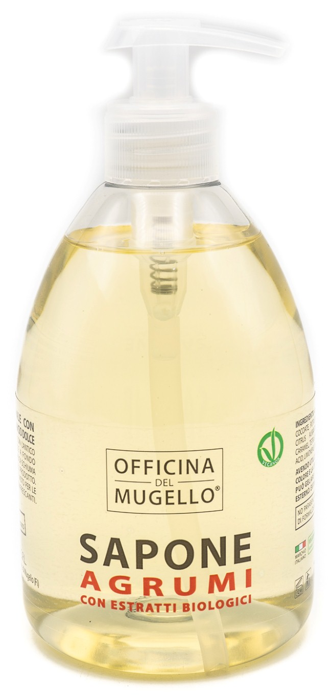 OFFICINA DEL MUGELLO Srl Officina Del Mugello Sapone Agrumi 500ml