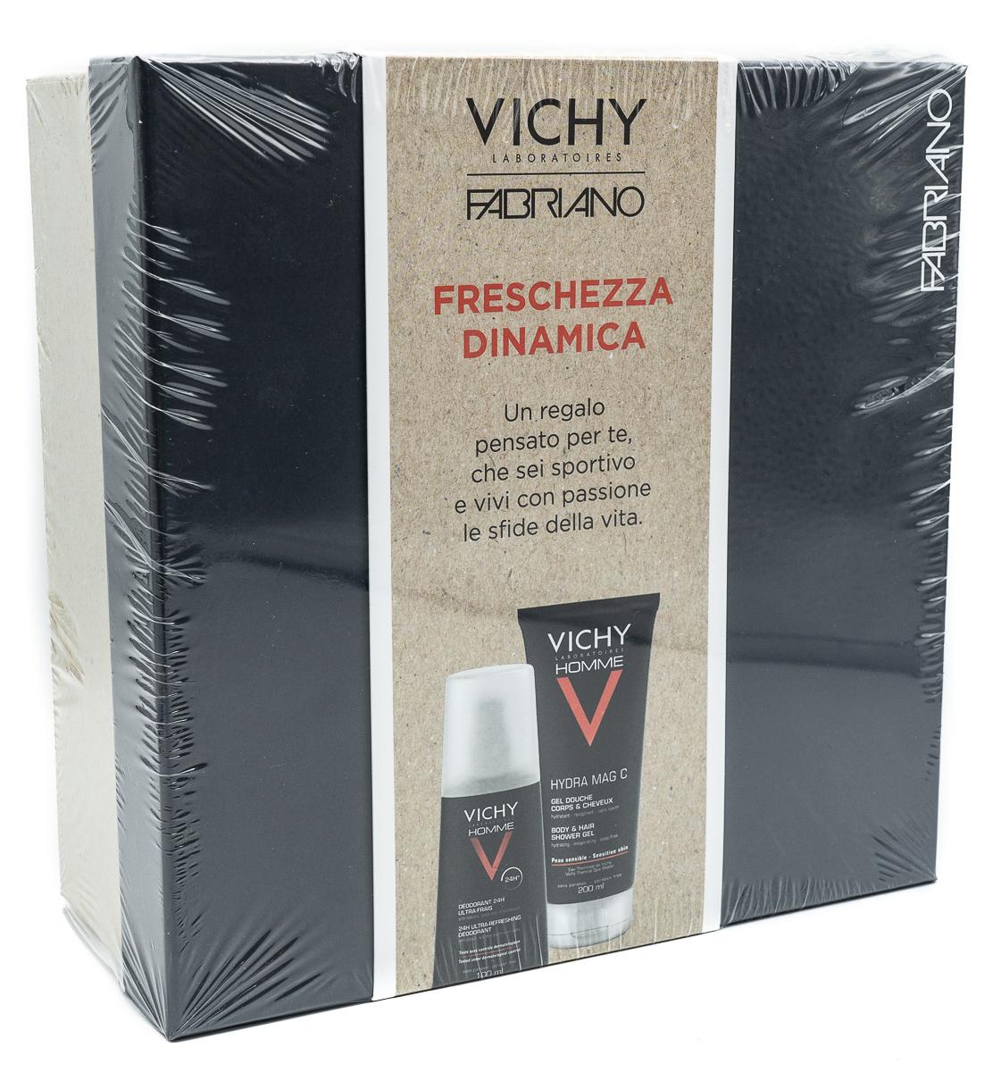 VICHY (L'Oreal Italia SpA) Vichy Cofanetto Uomo Pulizia
