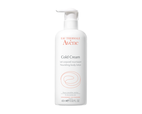 AVENE (Pierre Fabre It. SpA) Avene Cold Cream Latte Corpo Nutriente 400ml