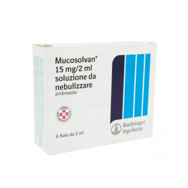 BOEHRINGER INGELHEIM IT.SpA - MUCOSOLVAN*NEBUL 6F 15MG 2ML