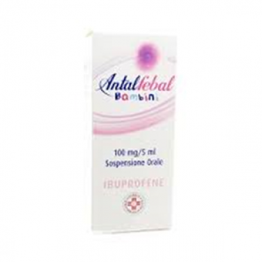 MEDA PHARMA SpA - ANTALFEBAL*BB OS SOSP 100ML