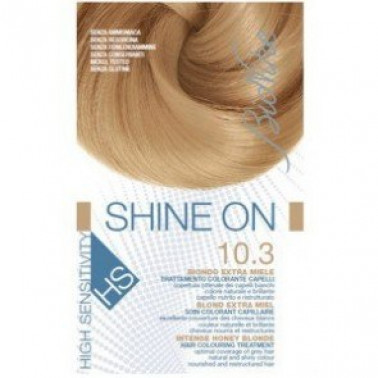 BIONIKE - BIONIKE SHINE ON HIGH SENSITIVITY 10.3 BIONDO EXTRA MIELE
