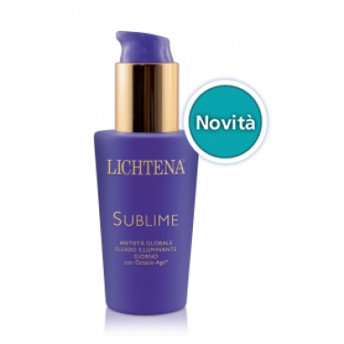 GIULIANI SpA - LICHTENA SUBLIME FLUIDO GIORNO ANTIETA' GLOBALE 50ML
