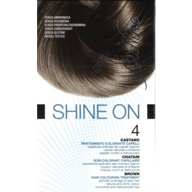 BIONIKE - BIONIKE SHINE ON CAPELLI 4 CASTANO