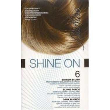 BIONIKE - BIONIKE SHINE ON CAPELLI 6 BIONDO SCURO