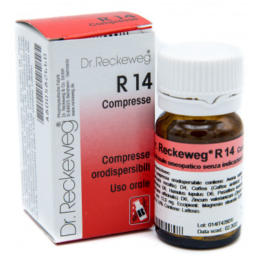 I.M.O.IST.MED.OMEOPATICA SpA - RECKEWEG R14 100CPR