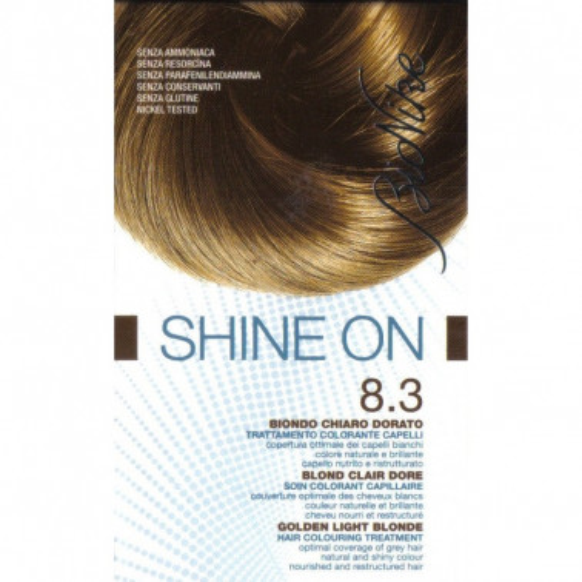 BIONIKE - BIONIKE SHINE ON CAPELLI 8.3 BIONDO CHIARO DORATO