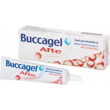 CURADEN HEALTHCARE SpA - BUCCAGEL AFTE GEL PROTETTIVO 15ML