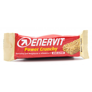 ENERVIT SpA - ENERVIT Barr Power Sport Crunchy - Gusto Cookie