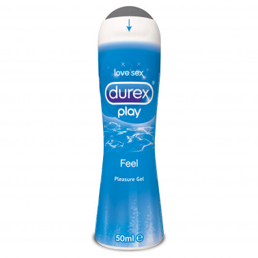 DUREX - Durex Top Gel Feel - Effetto Seta - lubrificante intimo 50ml