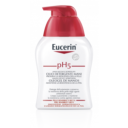 EUCERIN - EUCERIN PH5 Olio Det Mani 250ml