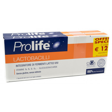 ZETA FARMACEUTICI SpA - PROLIFE 14FL