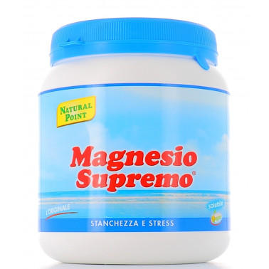 NATURAL POINT Srl - MAGNESIO SUPREMO 300G