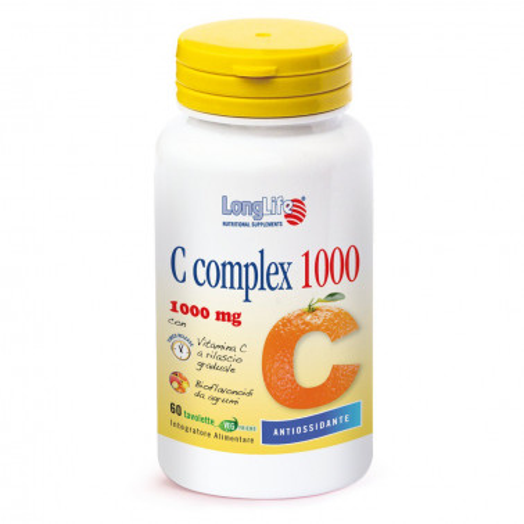 PHOENIX Srl - LONGLIFE - LONGLIFE C COMPLEX 1000 60 TAVOLETTE