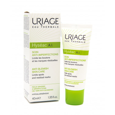 URIAGE LABORATOIRES DERMATOLOG - URIAGE HYSEAC A.I. CREMA ANTI-IMPERFEZIONI 40ML