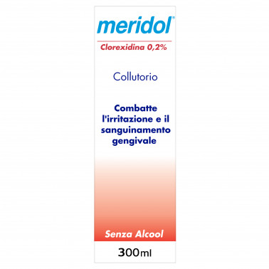 COLGATE-PALMOLIVE COMMERC.Srl - MERIDOL Colluttorio Senza Alcol 300ml