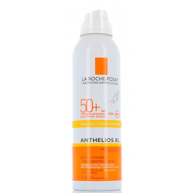 LA ROCHE-POSAY SOLARI - LA ROCHE-POSAY ANTHELIOS XL SPRAY INVISIBILE SPF50+ 200ML