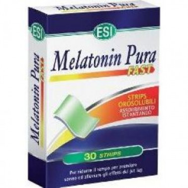 ESI SpA - MELATONIN Pura Fast 30strips