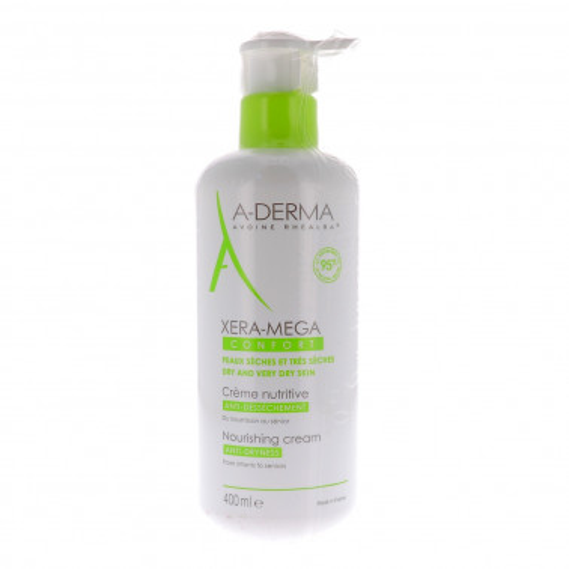 ADERMA (Pierre Fabre It.SpA) - A-DERMA XERA-MEGA CREMA NUTRITIVA 400ML