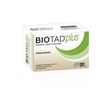 BIOMEDICA FOSCAMA GROUP SpA - BIOTAD PLUS 20BST