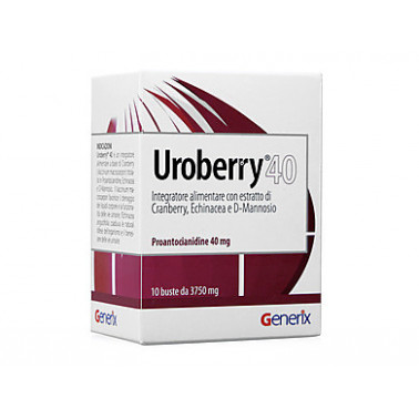 DIFASS INTERNATIONAL Srl - UROBERRY 40 10BST