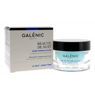 GALENIC (Pierre Fabre It. SpA) - GALENIC BEAUTE DE NUIT GEL CRONO-ATTIVO 50ML