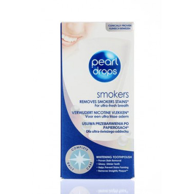 BOUTY SpA - PEARL DROPS SMOKERS 50ML