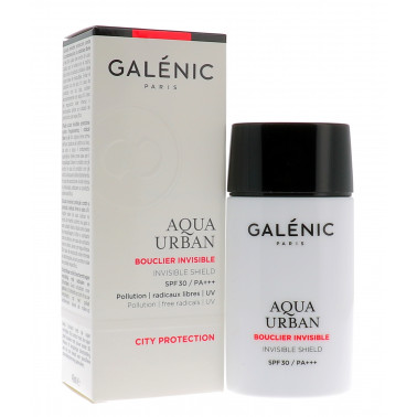 GALENIC (Pierre Fabre It. SpA) - GALENIC AQUA URBAN FLUIDO SCUDO INVISIBILE SPF30 40ML