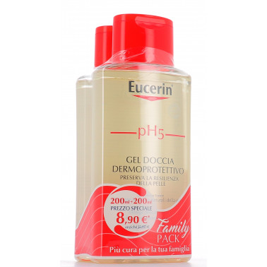 EUCERIN - EUCERIN PH5 GEL DOCCIA 2X200ML