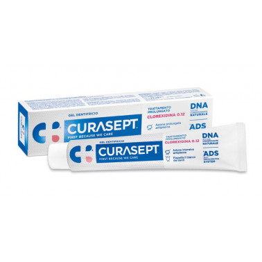 CURASEPT SpA - CURASEPT ADS+DNA Dentifricio 0.12 75ml