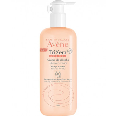 AVENE (Pierre Fabre It. SpA) - AVENE TRIXERA DOCCIA CREMA 500ML