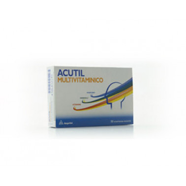 ANGELINI SpA - ACUTIL Multivitaminico 30 compresse