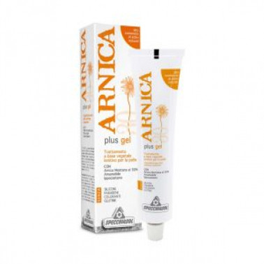 SPECCHIASOL Srl - ARNICA 30 PLUS GEL TUBO 75ML