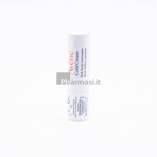AVENE (Pierre Fabre It. SpA) - AVENE COLD CREAM Stick Labbra 4gr