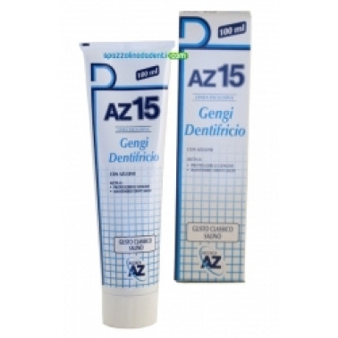 PROCTER&GAMBLE - AZ 15 Gengi Dentifricio 100ml