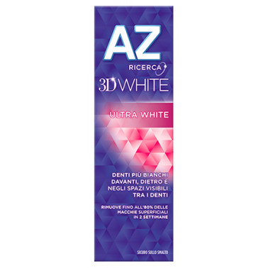 PROCTER&GAMBLE - AZ 3D Ultra White 75ml